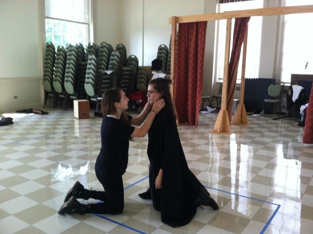 Inside Plays: Coriolanus